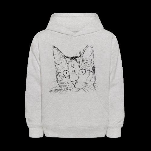 Cat - Kids' Hoodie