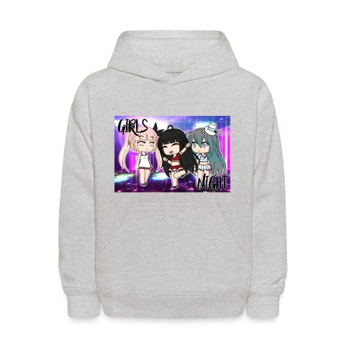Girls night - Kids' Hoodie