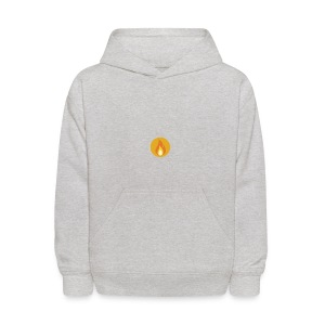 Flame (For cases and Cups) - Kids' Hoodie