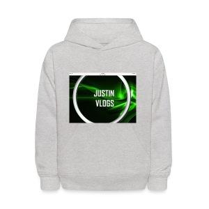 Wave green merchandise - Kids' Hoodie