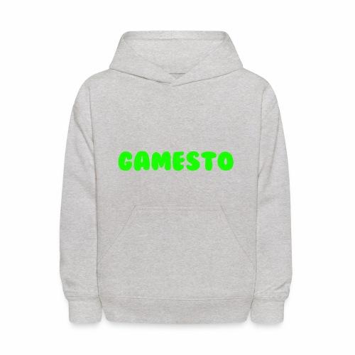 gamesto - Kids' Hoodie