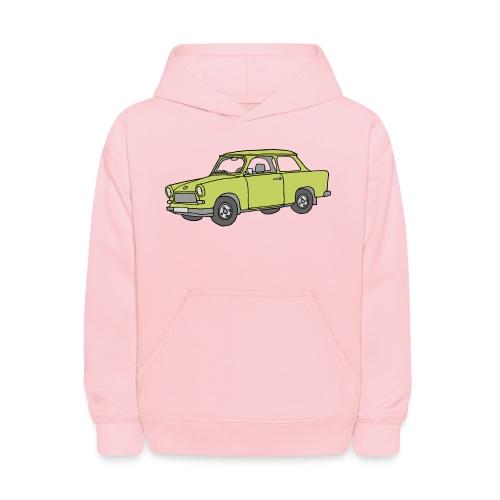 Trabant (baligreen car) - Kids' Hoodie