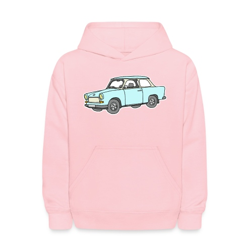 Trabant (lightblue) - Kids' Hoodie