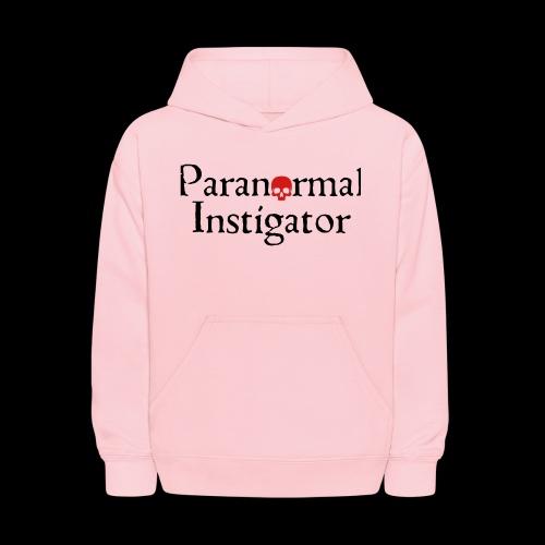Paranormal Instigator - Kids' Hoodie