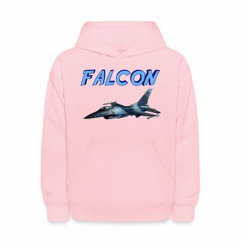 F-16 Fighting Falcon - Kids' Hoodie