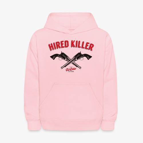 Hired Killer - Kids' Hoodie