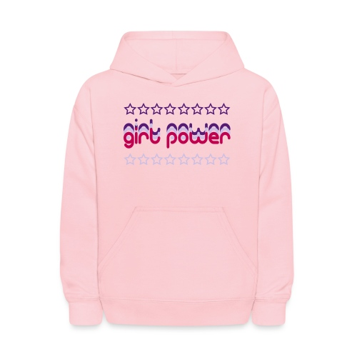 girl power - Kids' Hoodie