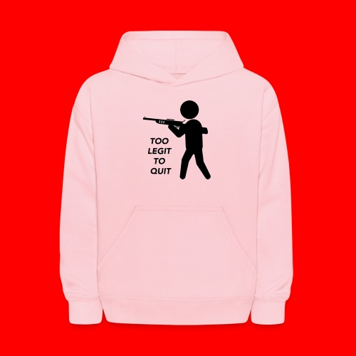 OxyGang: Too Legit To Quit Products - Kids' Hoodie