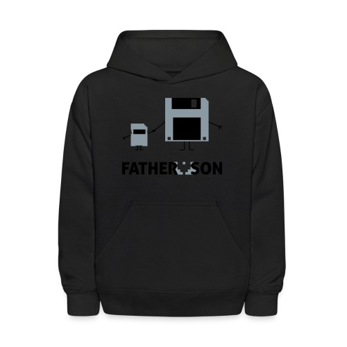 Father and Son - Kids' Hoodie