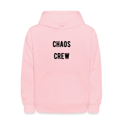 Chaos Crew T Shirt - Kids' Hoodie