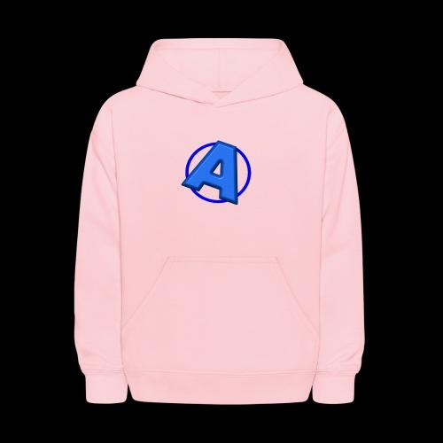 Awesomegamer Logo - Kids' Hoodie