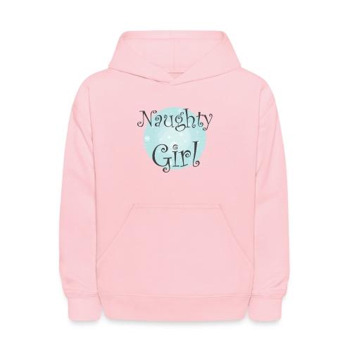 Naughty Girl 01 - Kids' Hoodie