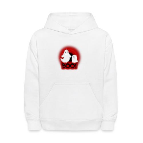 Ghosties Boo Happy Halloween 2 - Kids' Hoodie