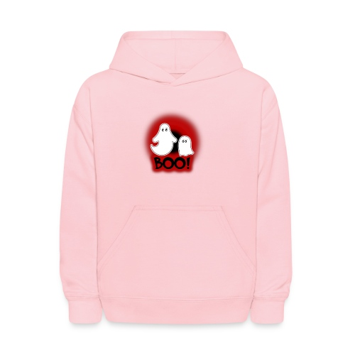 Ghosties Boo Happy Halloween 2 - Kids' Hoodie