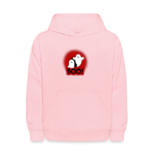 Ghosties Boo Happy Halloween 1 - Kids' Hoodie