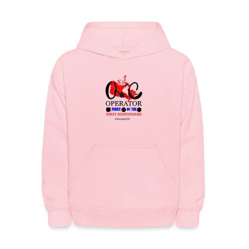 We Are OCC english - Kids' Hoodie