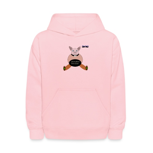 Girls ChocoBear Flare Shirt - Kids' Hoodie