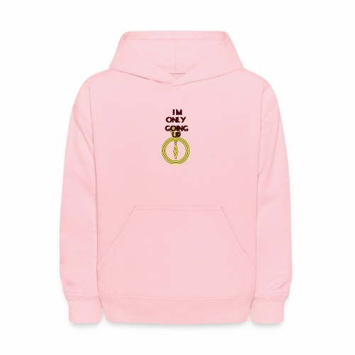 Im only going up - Kids' Hoodie