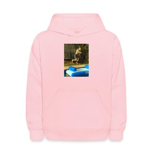 jump clothing - Kids' Hoodie