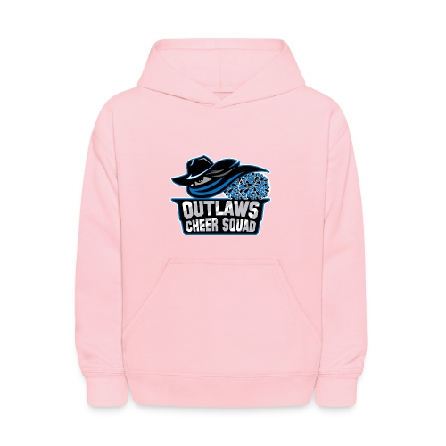 Outlaws Cheer Squad Shop - Kids' Hoodie