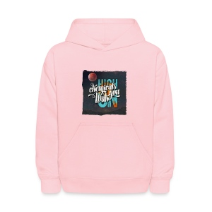 High On Chemicals With You - Kids' Hoodie