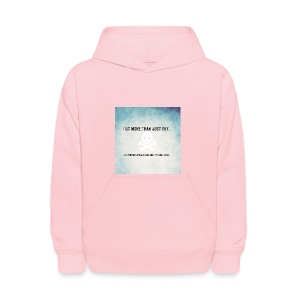 I do more than try - Kids' Hoodie