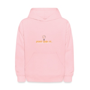 Just_Did_It - Kids' Hoodie