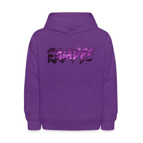 Purple Cloud Rampee - Kids' Hoodie