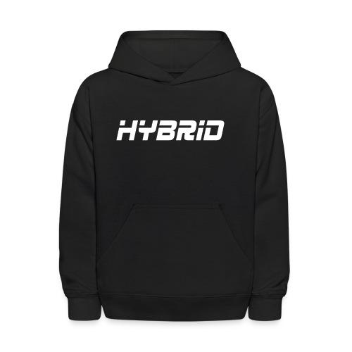 Hybrid Black Hoodie - Kids' Hoodie