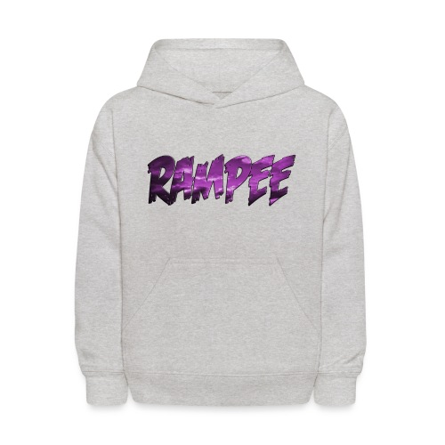 Purple Cloud Rampee - Kids' Hoodie