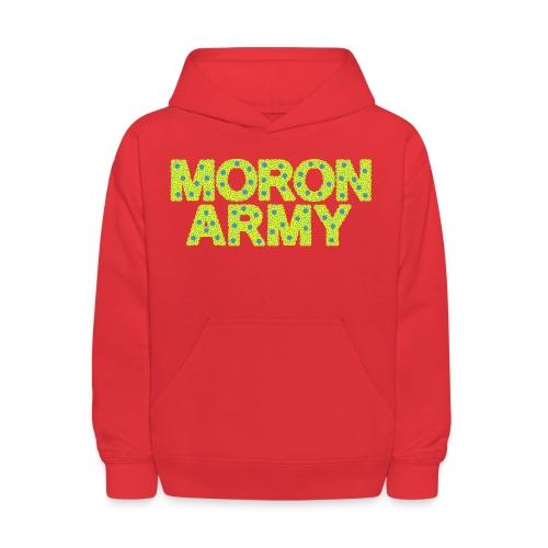 tshirt typefaceadjusted - Kids' Hoodie
