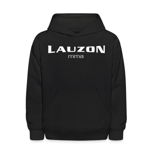 lauzonmma logo svg - Kids' Hoodie