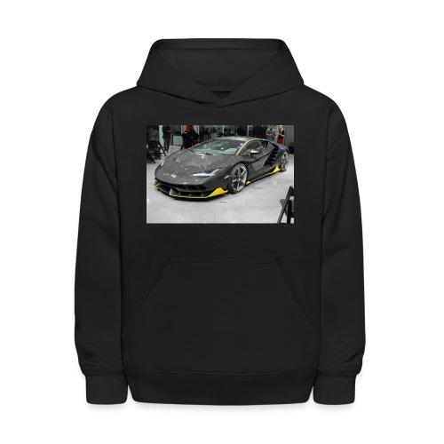 Lamborghini Centenario front three quarter e146585 - Kids' Hoodie