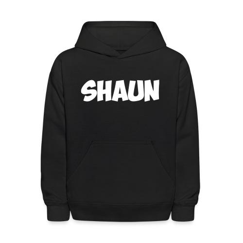 Shaun Logo Shirt - Kids' Hoodie