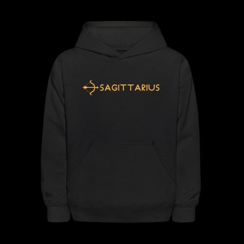 Sagittarius - Kids' Hoodie