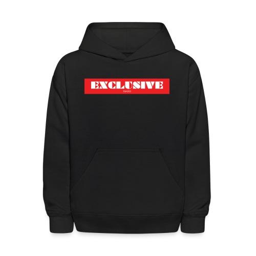 exclusive - Kids' Hoodie