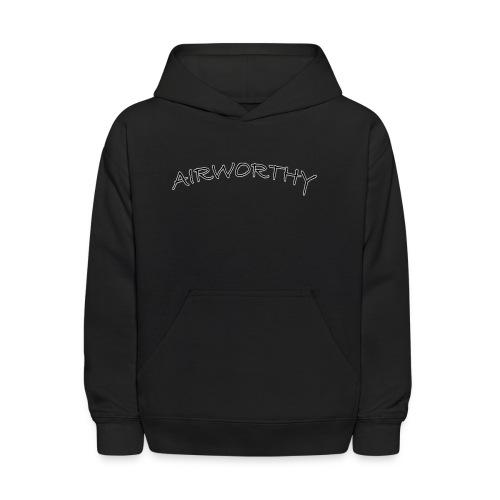Airworthy T-Shirt Treasure - Kids' Hoodie