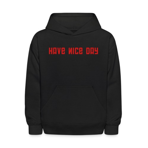 FPS Russia Have Nice Day MP Long Sleeve Shirts - Kids' Hoodie