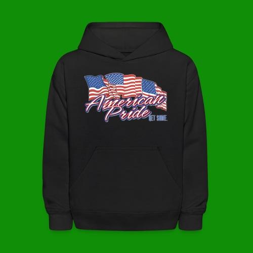 American Pride - Kids' Hoodie