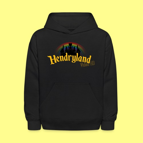 HENDRYLAND logo Merch - Kids' Hoodie