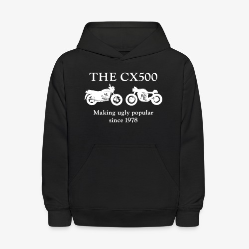 The CX500: Making Ugly Popular Since 1978 - Kids' Hoodie