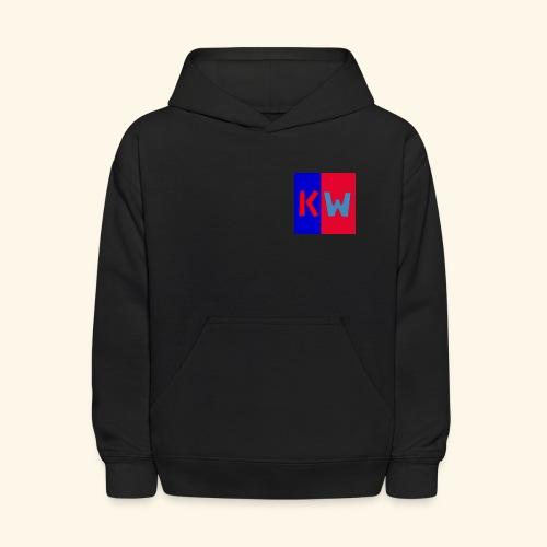 Kalani wipou logo shirt - Kids' Hoodie