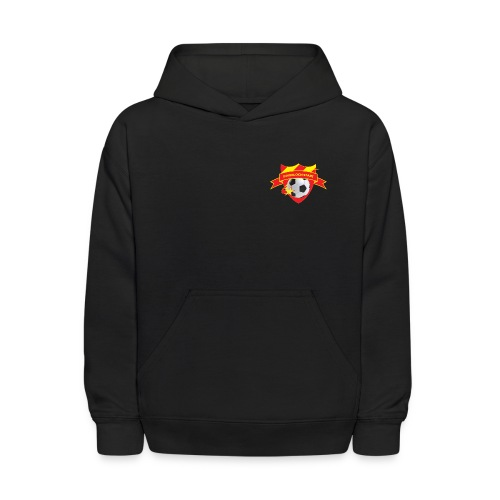inverloch stars logo tran - Kids' Hoodie