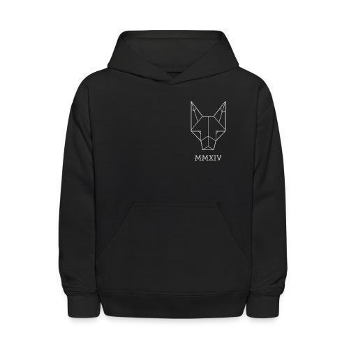 Wolf Light - Kids' Hoodie