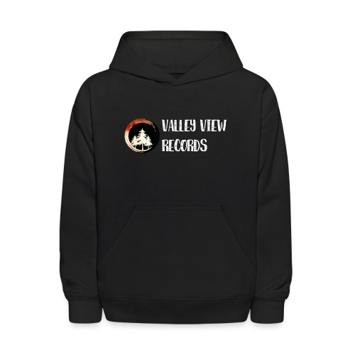 Valley View Records Official Company Merch - Kids' Hoodie