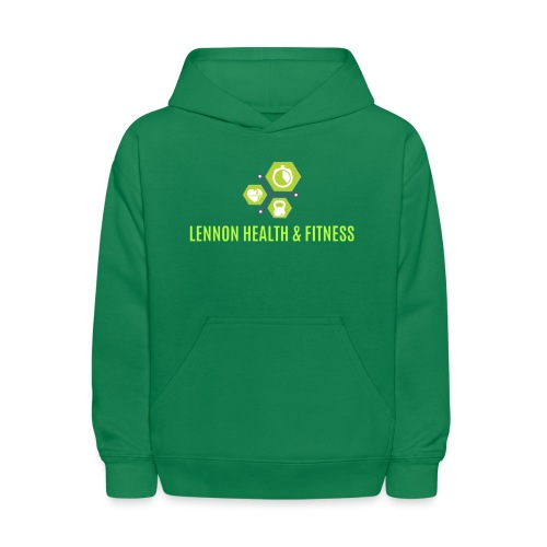 LHF collection 2 - Kids' Hoodie
