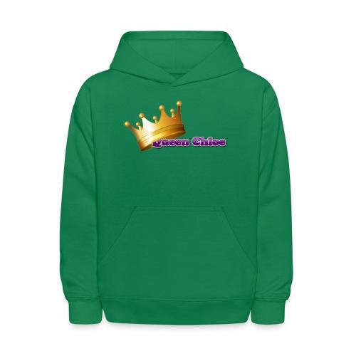 Queen Chloe - Kids' Hoodie