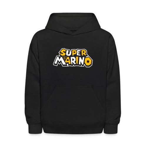 Super Marino - Kids' Hoodie