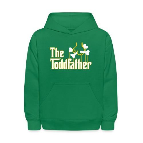The Toddfather - Kids' Hoodie
