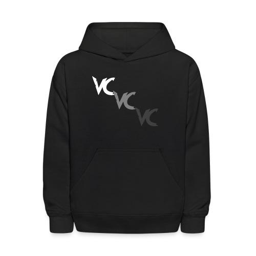 V3L0C1TY Logo Mugs & Drinkware - Kids' Hoodie